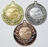 Plav�n� medaile D6A-A47