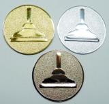 Curling MINI emblémy A1č.127