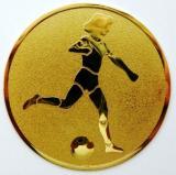 Fotbal MAXI emblém ŽENY A2č.2