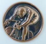 Cyklistika MINI emblém A 41 č.2-bronz