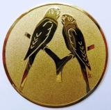 Papoušci MAXI emblém