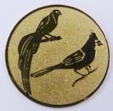 Okrasné ptactvo MINI emblém A1č.104