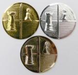 Šachy MINI emblémy A11č.26