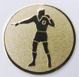 Rozhodčí píšťalka MINI emblém A1č.64