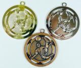 Nohejbal medaile D4A