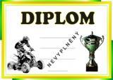 Čtyřkolky diplom A4 č.63