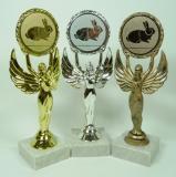 Králíci trofeje F32-králík