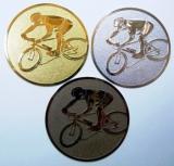 Cyklistika MINI emblémy A1č.137