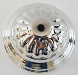 Poklice na sportovní poháry 12 cm E 414-stříbrná
