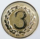 MINI emblém A 11-69-zlatý