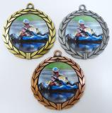 Motokáry medaile D8A-119