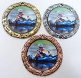Motokáry medaile D8D-119