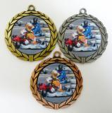 Motokáry medaile D8A-120