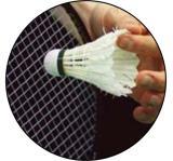 Badminton MAXI logo L 2 č.161