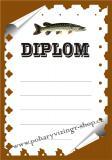 Rybáři diplom A4 č.77
