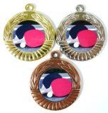 Ping pong medaile D 12B-163