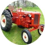 Traktor MINI logo L1č.169