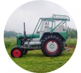 Traktor MAXI logo L 2 č.167