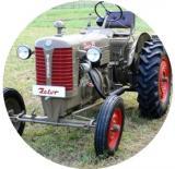 Traktor MAXI logo L 2 č.168