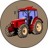 Traktor MAXI logo L 2 č.171