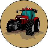 Traktor MAXI logo L 2 č.172