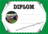 Traktor diplom č.4