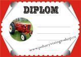 Traktor diplom č.6