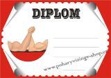 Páka diplom A4 č.2