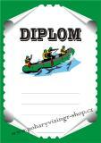 Rafting diplom A4 č.2