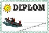 Rafting diplom A4 č.15