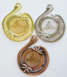 Motokáry medaile D31A-119