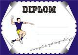Házená diplom č.11