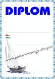 Jachting diplom A4 č.1