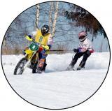 Motoskijöring MINI logo L1č.182