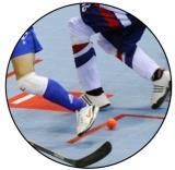 Hokejbal MINI logo L1č.187