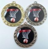 Košíková medaile D9A-212