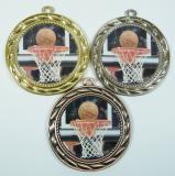 Košíková medaile D9A-213