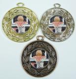 Košíková medaile D28A-213