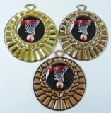 Košíková medaile D28B-212