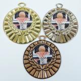 Košíková medaile D28B-213