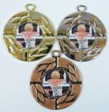 Košíková medaile D28C-213