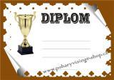 Diplom A4 D č.47