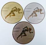 Atletika ŽENA - MAXI emblém A2č.26