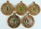 Medaile D12C-169-73
