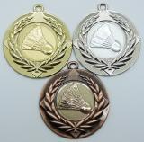 Badminton medaile D6A-42
