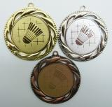 Badminton medaile D93-34
