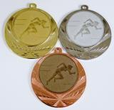 Atletika medaile žena D114-26