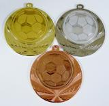 Fotbal medaile D114-178