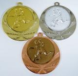 Fotbal medaile D114-A1