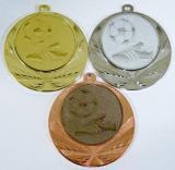 Fotbal medaile D114-147